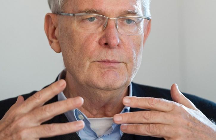 Der Migrationsforscher Klaus Jürgen Bade