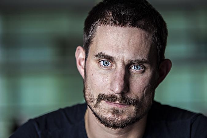 Der Schauspieler Clemens Schick.Foto: David von Becker