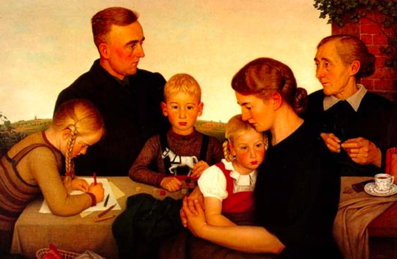 adolf wissel kalenberger bauernfamilie