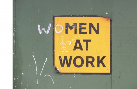 women at work enlarged 2