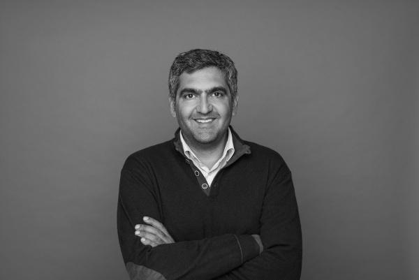 Farhad Dilmaghani © DeutschPlus/Nils Bornemann