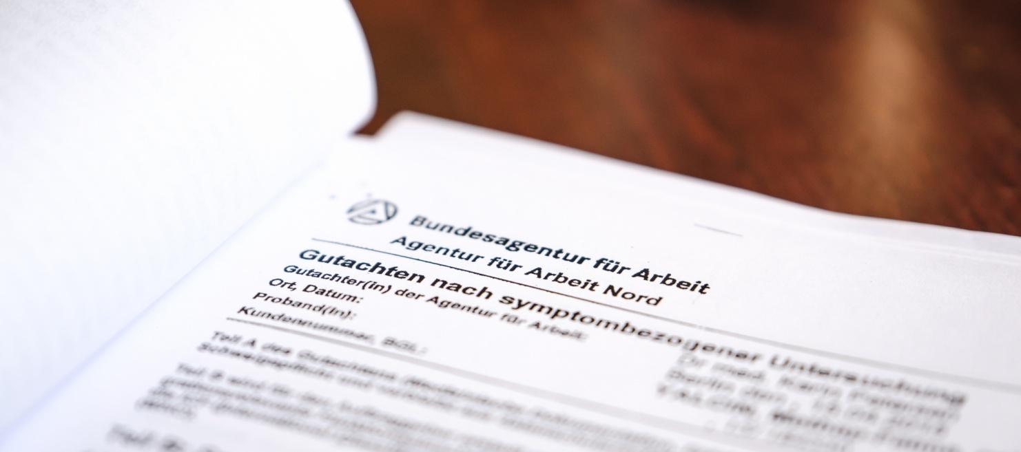 Bundesagentur für Arbeit Gutachten  © Andi Weiland   Gesellschaftsbilder.de - Die Fotodatenbank mit neuen Perspektiven