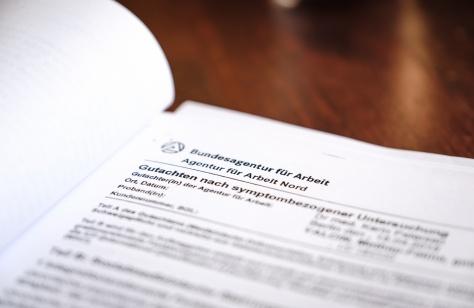 Bundesagentur für Arbeit Gutachten  © Andi Weiland | Gesellschaftsbilder.de - Die Fotodatenbank mit neuen Perspektiven